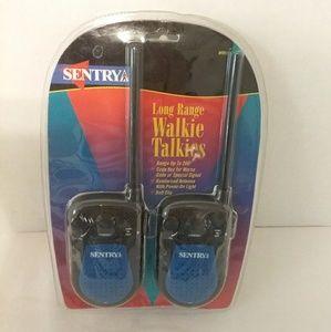 Sentry Long Range Walkie talkies